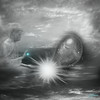 Buddha's child (Mara ~earth light~) Tags: photoshop child buddha creativecommons intuition soulscapes mara~earthlight~