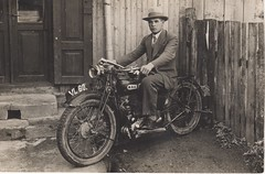 BSA Motorcycle, 1930 (hoosiermarine) Tags: vintage birmingham cycle motorcycle 1930 bsa birminghamsmallarms birminghamsmallarmscompany