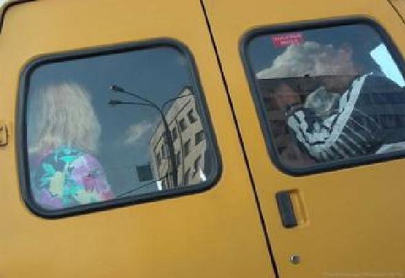 ВУфе из-за резкого торможения автобуса пострадали 5 пассажиров