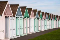 Pastel Southsea Beach Huts (fstop186) Tags: pastel southsea beachhuts beach huts landscape panorama