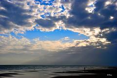 Atardecer (ZAP.M) Tags: nwn sunset atardecer playa labarrosa chiclana cdiz andaluca espaa arena flickr zapm mpazdelcerro nikon nikod60