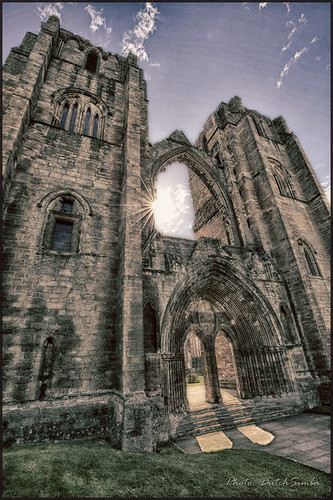 Elgin cathedral, Scotland (2016)
