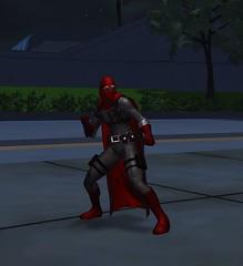 Crimson Cloak: Champions Online (jgg3210) Tags: leagueofheroes loh crimson cloak superhero comicbook vigilante champions online mmo video game