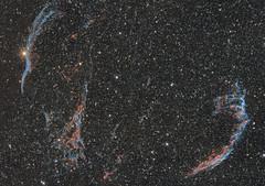 Veil Nebula Supernova Remnant (Andrew Klinger) Tags: