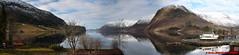 Hornindalsvatnet - Hornindal - Panorama (soyouz) Tags: geo:lat=6196737700 geo:lon=652392200 geotagged grods hornindal nor norvge sognogfjordane lac montagne neige panorama paysage hornindalsvatnet norvegela