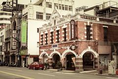 Taiwan Museum of Suncake () in Taichung () Taiwan () (TOTORORO.RORO) Tags: panasonic zs100 taiwan taiwanese taichung city retro buildings street lifestyles science architecture   museum suncake  japanese