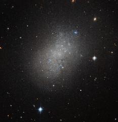 An irregular island (europeanspaceagency) Tags: ngc5264 hydra dwarf galaxy milkyway stars hubblespacetelescope esa nasa