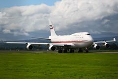 A6-HRM GLA 22-8-2016 (Plane Buddy) Tags: a6hrm boeing 747400 uae dubai glasgow egpf
