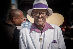 "Teddy ""Blues Master"" Watson (stefanws) Tags: nikond750 celebration oakland people art soul artsoul musicfestival california blues event"