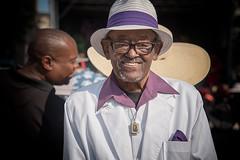 "Teddy ""Blues Master"" Watson (stefanws) Tags: nikond750 celebration oakland people art soul artsoul musicfestival california blues event"