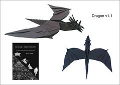 Dragon v1.1 (Mdanger217) Tags: max danger original works vol1 dragon v11 book
