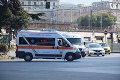Fiat Ducat X290 P.A. GAU (alessio2998) Tags: fiat 118 genova soccorso ducato x290 pubblica assistenza gau ambulanza militi