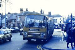 Slide 073-37 (Steve Guess) Tags: mnj279v bus west sussex horsham england gb uk tillingbourne