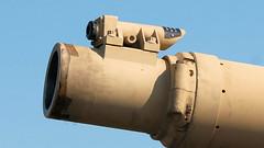 Muzzle Thingy (blazer8696) Tags: 2016 abrams ecw kswf m1 ny newwindsor newyork swf stewart stewartterrace t2016 usa unitedstates air airshow show tank img1610 muzzle reference sensor mrs culminator