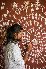 Warali Painting