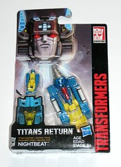 nightbeat transformers generations titans return titan master hasbro 2016 mosc a (tjparkside) Tags: nightbeat transformers generations titans return titan master hasbro 2016 mosc autobot autobots transformer headmaster headmasters g1 g 1 one generation drill tank aircraft gun cannon blaster weapon weapons mode modes