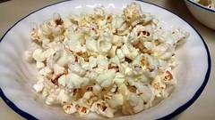 Bowl Of Popcorn. (dccradio) Tags: lumberton nc northcarolina robesoncounty bowl dish popcorn snack salty eat food