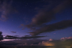 before sunrise..... (shingola) Tags: sunrise before gunung agung bal