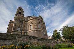 The Parish Church of St Cuthbert (duncan_mclean) Tags: central architecture city building edinburgh church stcuthbertsparish