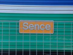 MOSSEND 66711 SENCE (johnwebb292) Tags: diesel class 66 66711 sence plaque mossend