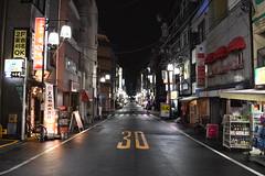After the Rain (Oliver MK) Tags: kitaotsuka otsuka toshima ward tokyo japan asia street night nighttime after rain urban photography city metropolis amateur   nikon d5500 infinity point