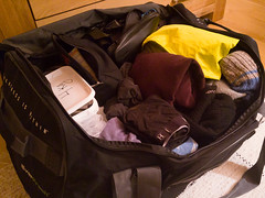 Day 209 Ready for a journey (Javier Mnkin) Tags: lgg4 365challenge day209 luggage