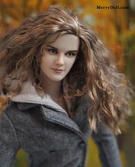 hermione7 (MerryDoll Art) Tags: doll ooak emma harry potter watson hermione hallows tonner repaint deathly merrydoll