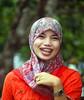 IMG_8134fr (Mangiwau) Tags: girl smiling scarf indonesia asian tanya veil braces teeth hijab gigi sulawesi muna islamic headdress minta mete kebun kacang raha dentures jilbab berani aswin suci cewek istri kendari gigit sultra behel laode