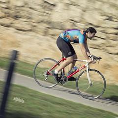 movimiento... [tesoro 5/12] (s.f.p.) Tags: bike del speed la al movement movimiento ciclista bici biker velocidad mundo tesoro vuelta 2012 busqueda cycler barrido lvm