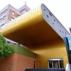 Medical Faculty, University of Groningen, The Netherlands (Ken Lee 2010) Tags: building netherlands groningen archiref