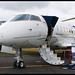 Bombardier Challenger 300 'N305CL' WCA Holdings II LLC