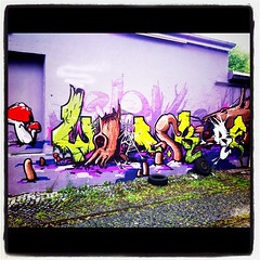 """Grafitty Munich • <a style=""""font-size:0.8em;"""" href=""""http://www.flickr.com/photos/66124349@N03/7667261612/"""" target=""""_blank"""">View on Flickr</a>"""