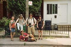 Utata Toronto - No Standing (Metrix X) Tags: toronto film iso100 utata c41 kodakektar 50mmf15 zeissikoncontaxiiia