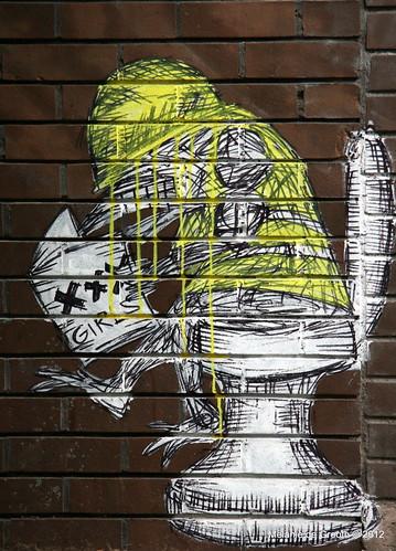 Graffiti by Nathan Bowen 2