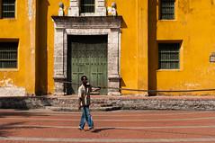 Cartagena, Colombia (Rafcha) Tags: travel church southamerica colombia iglesia trinidad cartagena indias atlantico colombie getsemani smcpfa31mmf18