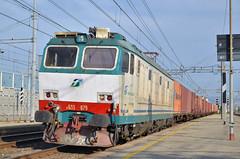 E633.079 - Firenze Castello - 31 luglio 2012 (Michele Sacco 1980) Tags: tigre fs trenitalia 633 e633 faiveley e633079