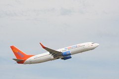 C-GOWG Sunwing B737-800 (Vernon Harvey) Tags: yvr vancouver cgowg boeing 737 sunwing