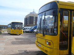 M751 LAX & L342 KCK (Ryanbus22) Tags: wales sussex volvo big lemon south ps alexander stagecoach the b10m l342kck m751lax