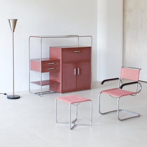 Original Bauhaus interior
