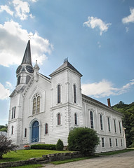 Congregational Church of Bradford, Vermont (VermontDreams) Tags: church mainstreet vermont bradford orangecounty vt congregationalchurch bradfordvermont vermontdreams