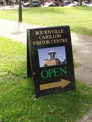 Bournville Carillon Visitor Centre - Rest House - Bournvil