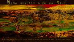 Life on Mars (Tim Noonan) Tags: red mars orange green texture digital photoshop tim drawing text hypothetical digi vividimagination artdigital shockofthenew sotn stickybeak newreality sharingart maxfudge awardtree maxfudgeexcellence maxfudgeawardandexcellencegroup exoticimage digitalartscene netartii donnasmagicalpix digitalartscenepro