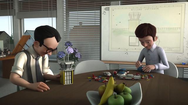 樂高歡慶80週年,發表17分鐘動畫短片「The LEGO® Story」