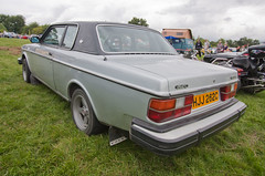 1979 Volvo 262C Coupe (Trigger's Retro Road Tests!) Tags: classic sports car festival volvo hall suffolk august retro 1979 coupe 2012 262c helmingham