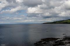 View From Culzean Castle (BGDL) Tags: coastline ayrshire culzeancastle nationaltrustforscotland nikkor18105mm13556g nikond7000 elementsorganizer