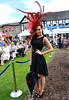 Sinead Noonan Blossom Hill Dublin Horse Show - Ladies Day Dublin, Ireland