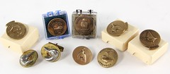 3020B. Group of Ducks Unlimited Medallions