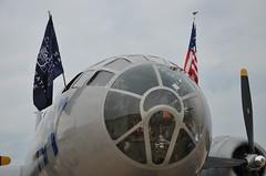 "B-29 Superfortress ""Fifi"" (Adventurer Dustin Holmes) Tags: airplane airplanes worldwarii boeing bomber fifi bombers koreanwar b29 superfortress nx529b"