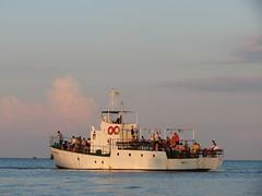 sea sky boat ship maverick