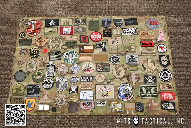 Morale Patch Panel Offerings From Hsgi And Oc Tactical To